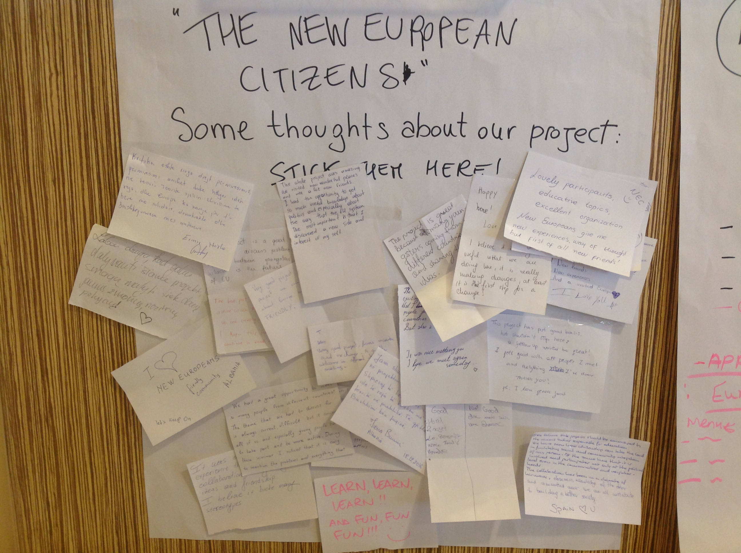 """International Meeting In Athens: The Conclusion Of """"The New European Citizens"""" Project"""